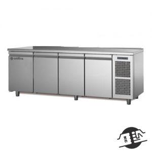 Coldline TP 21/1ME Koelwerkbank 4-deurs