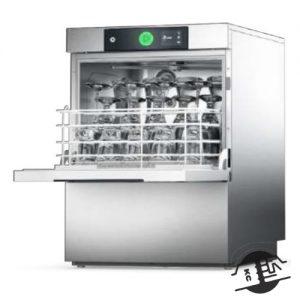 Hobart FXB-S Voorlader vaatwasmachine (incl. ontharder)