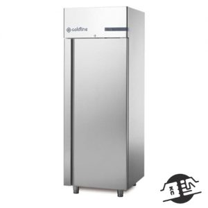 Coldline A70/1ME RVS koelkast 700L