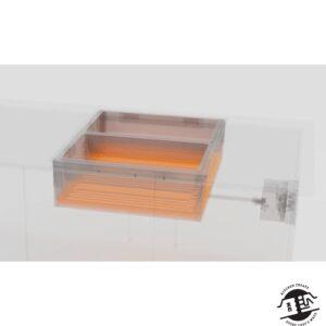 Alto-Shaam 200-HWI/D6 Drop-in droog bain marie 2x 1/1 GN