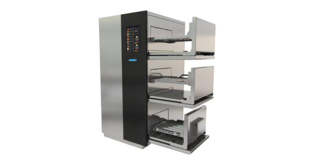Je bekijkt nu Turbochef Plexor: de oplossing voor de kleine keuken & het tekort aan personeel